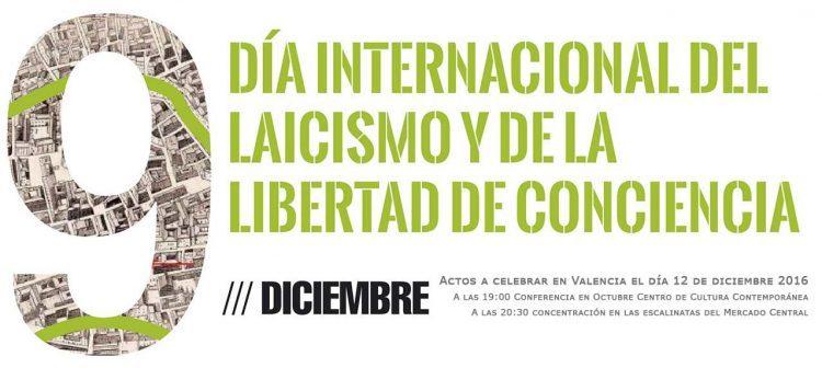 9 diciembre | Laicismo y libertad de conciencia
